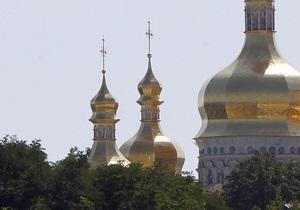 Житель Киева похитил часть купола храма, чтобы сдать его в металлолом