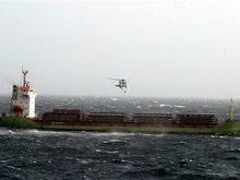 Многострадальное судно Lehmann Timber достигло берегов Омана