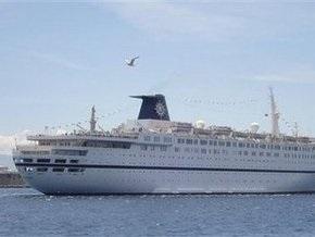 Итальянский круизный лайнер отбился от сомалийских пиратов