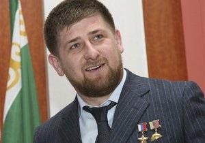 В СНБО призывают возбудить уголовное дело против Кадырова