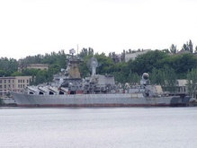 Ехануров: Такому кораблю, как крейсер Украина, в Черном море нечего делать
