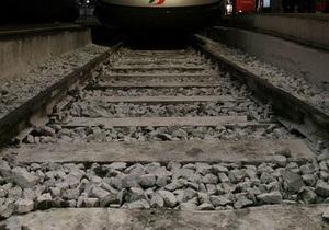 В США сошел с рельсов товарный поезд