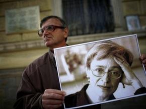 ДНК обвиняемых по делу Политковской не совпало с образцами с места убийства