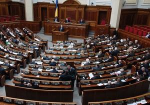 Литвин спрогнозировал новый состав Верховной Рады