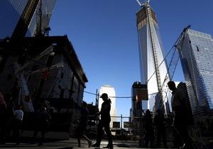 В Нью-Йорке проходит траурная церемония в память жертв теракта 9/11