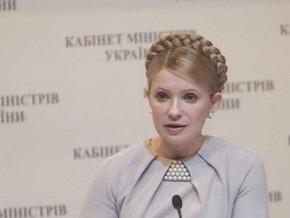 Тимошенко: Украине нужно создать национальную спутниковую систему связи