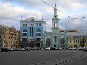 Контрактовую площадь в Киеве реконструируют до 2011 года