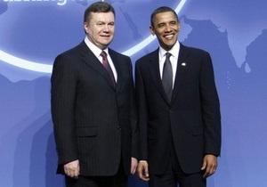 Посол Украины в США: Во время встречи Януковича и Обамы вопрос заключения Тимошенко не поднимался