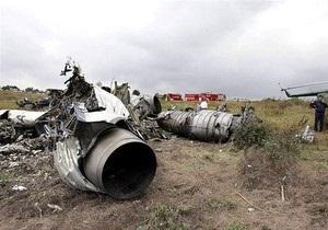 Сегодня суд Киева рассмотрит дело о крушении Ту-154 над Черным морем