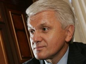 Литвин против рассмотрения парламентом программы действий правительства