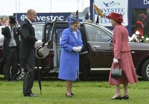 Празднование юбилея королевы Елизаветы II омрачил ураган