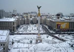 На Майдане Незалежности отремонтируют дорожное покрытие