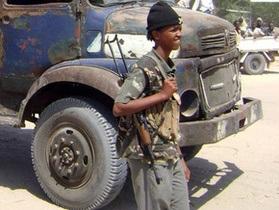 В Сомали во время теракта погибли 70 солдат правительственных войск