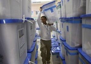 Блок действующего премьера лидирует на выборах в Ираке