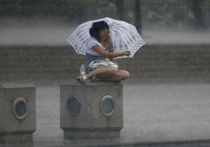 Прогноз погоды: в Украину идут дожди