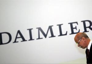 Суд обязал российское представительство Daimler AG заплатить рекордный штраф