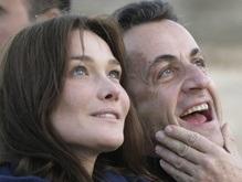 L est Republicaine: Саркози и Бруни поженились