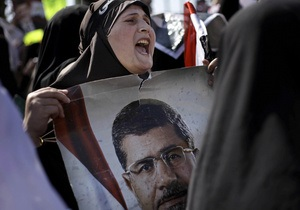 Арест Мурси продлили еще на 15 суток