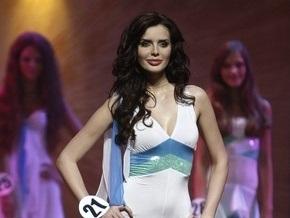 Мисс Москва-2009 приедет в Киев