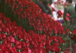 К 20-ой годовщине Независимости в Киеве представят композиции из 450 тысяч цветов