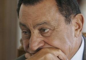 Сформированная Мубараком комиссия предложила изменить шесть статей конституции Египта