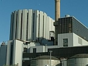 Британская АЭС остановлена из-за пожара