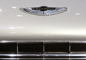 Aston Martin возродит известную марку Lagonda