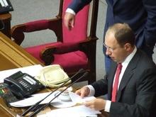 СМИ: Яценюк и Ахметов создают новый политический проект