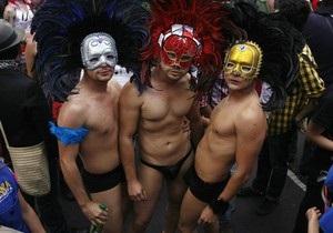 ООН обеспокоена дискриминацией гомосексуалистов в Украине