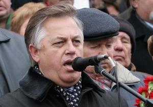 Симоненко не поддерживает идею федерализации Украины