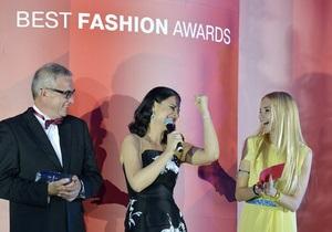 Фотогалерея: Best Fashion Awards-2013. Церемония награждения в Киеве