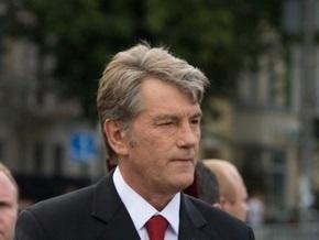 Ющенко: Украина настроена на конструктивные отношения с Россией