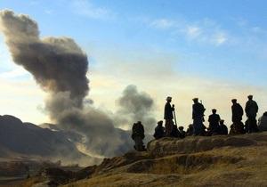 Афганские генералы оставили за собой право вести огонь по территории Пакистана