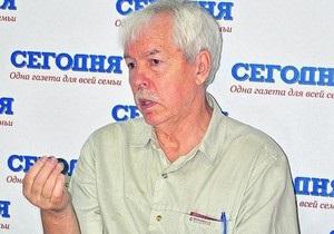 Бывший президент Крыма отказывается добровольно покидать Украину