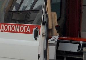 В Запорожской области упал самолет, два человека погибли