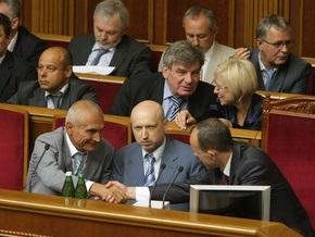 Партия регионов намерена инициировать отставку правительства