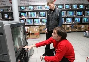 В Киеве восстановлено вещание телеканалов