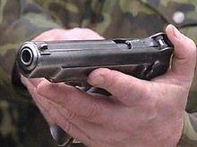 Киевлянин стрелял в воображаемых бандитов в супермаркете