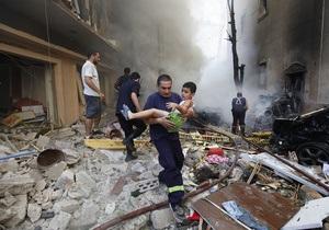 Ливан стоит на пороге новой гражданской войны - эксперты