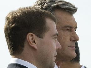 СМИ: Медведев пригласил лидеров стран СНГ на скачки. Ющенко отказался