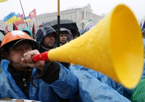 СМИ: Протестующие предприниматели выдвинули властям новые требования