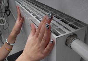 Попов: В киевских домах нет проблем с теплоснабжением