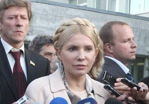 Ъ узнал, на чем будет строиться защита Тимошенко в суде