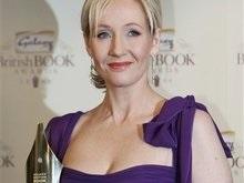 Британские книгоиздатели наградили Джоан Роулинг