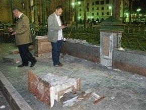 Полиция Египта арестовала троих подозреваемых в причастности к взрыву в Каире