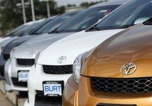 Toyota отзывает из эксплуатации в США около 2,3 млн автомобилей