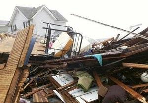 Убытки от урагана Айзек составили почти $1 млрд