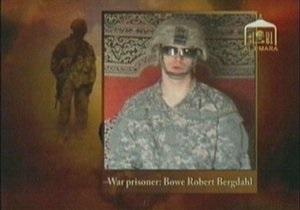 Талибы обнародовали видео с пленным американским солдатом