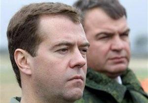 Медведев утвердил новую военную доктрину