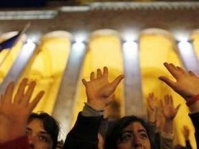 Тбилиси остался без интернета накануне акции оппозиции